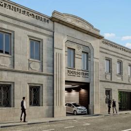 Villas & Lofts avec jardin/patio et parking - Bordeaux Caudéran - Saint-Augustin