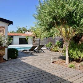 Maison avec dépendance, piscine, garage Le Bouscat La Chêneraie